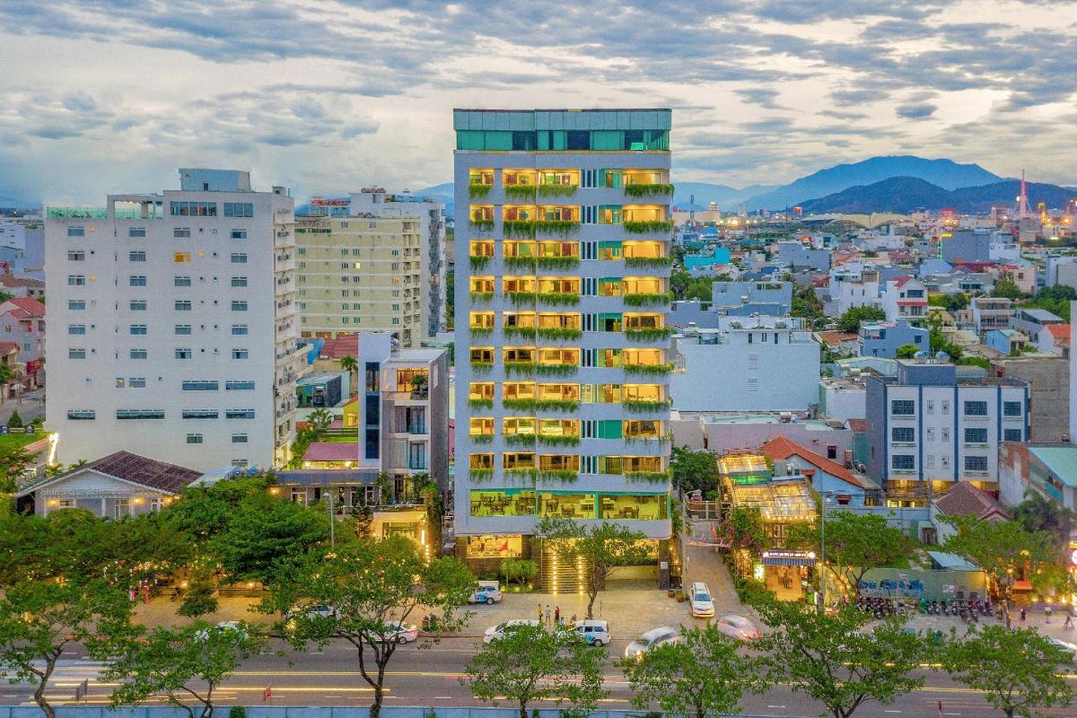 Fansipan Danang Hotel  - Danang halal hotels - yallavietnam