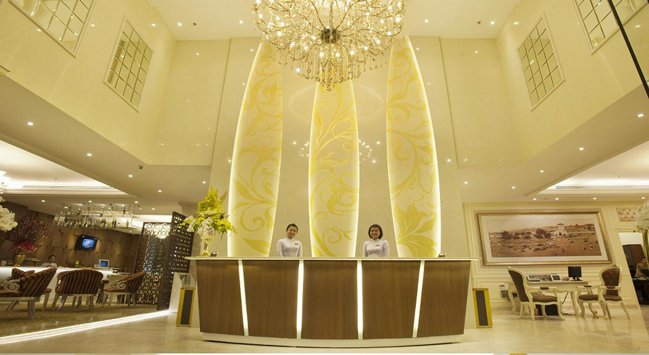 Grand Silverland Hotel & Spa in Saigon - Best halal hotels in HCMC - YallaVietnam