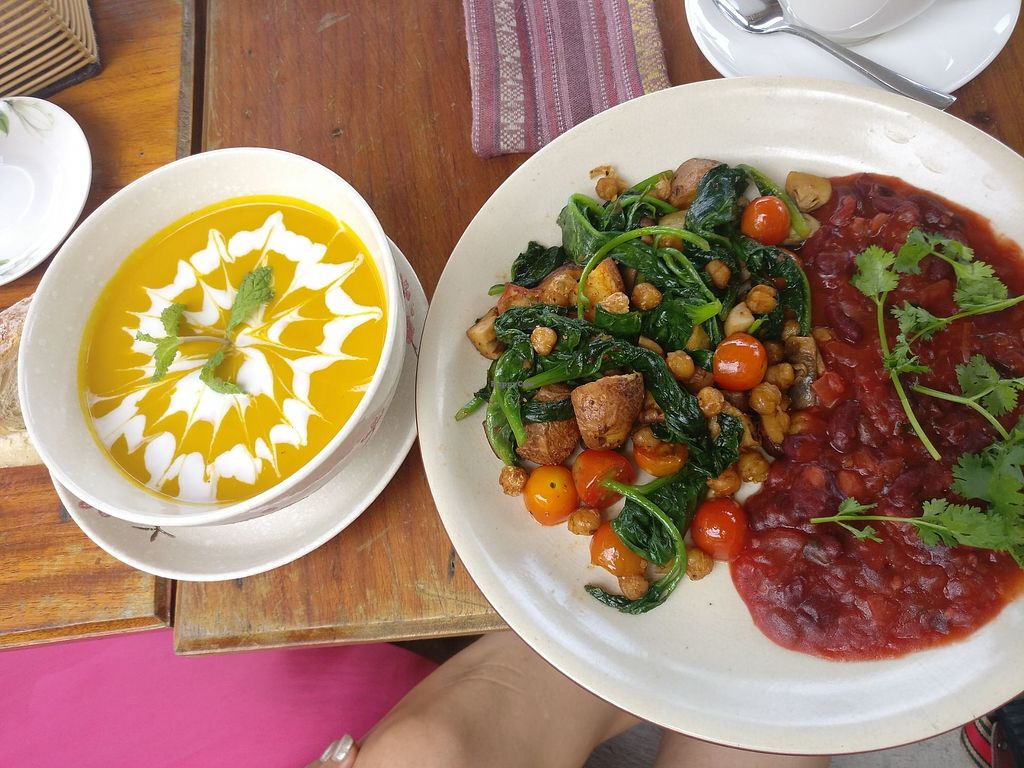 The Fisherman Vegan Restaurant - A vegan restaurant on beach of Hoi An - Yallavietnam
