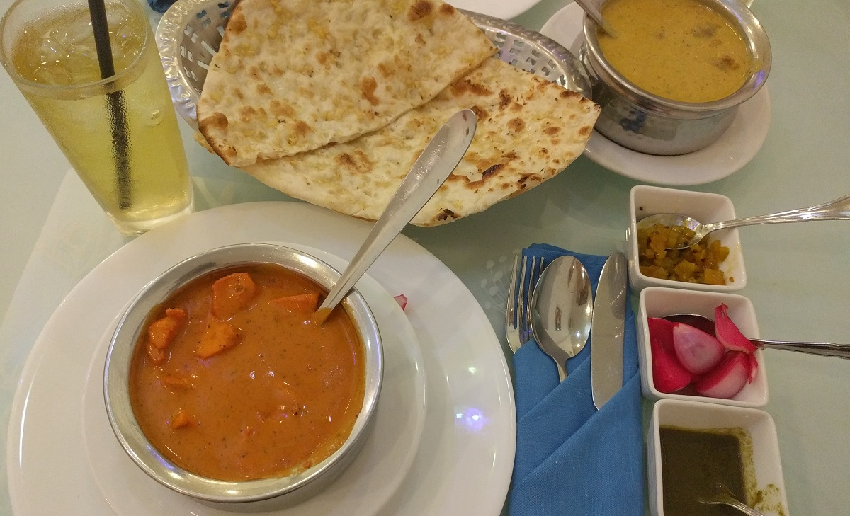 Dishes served by Natraj Indian Cuisine Restaurant - Halal restaurants in Saigon - Yallavietnam