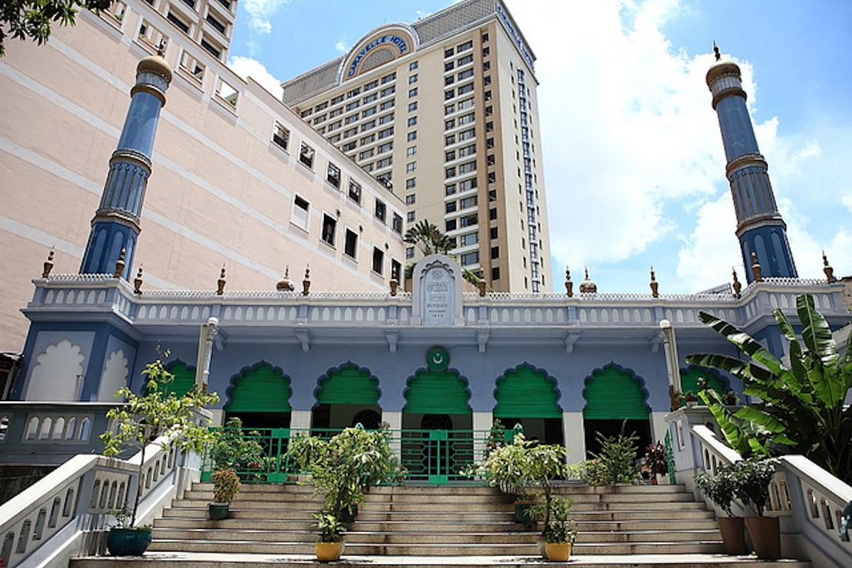 Jamia Al-Musulman - Also known as Saigon Central Mosque - Mosques in Vietnam