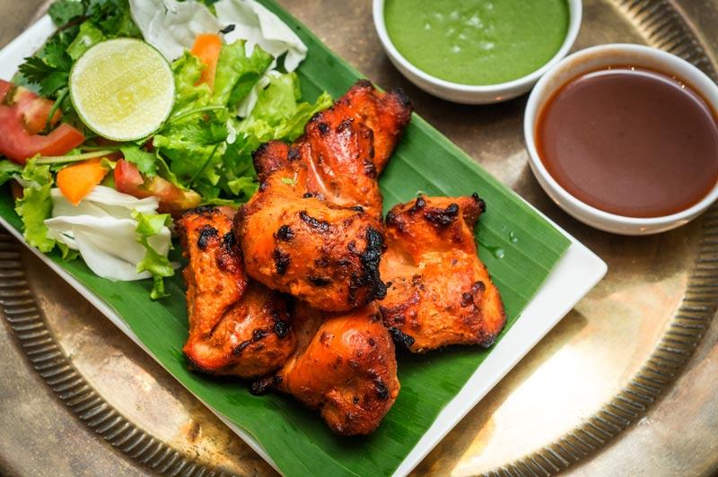 Tandoor Saigon's Tandoori Chicken - Halal food in Ho Chi Minh City - Yallavietnam