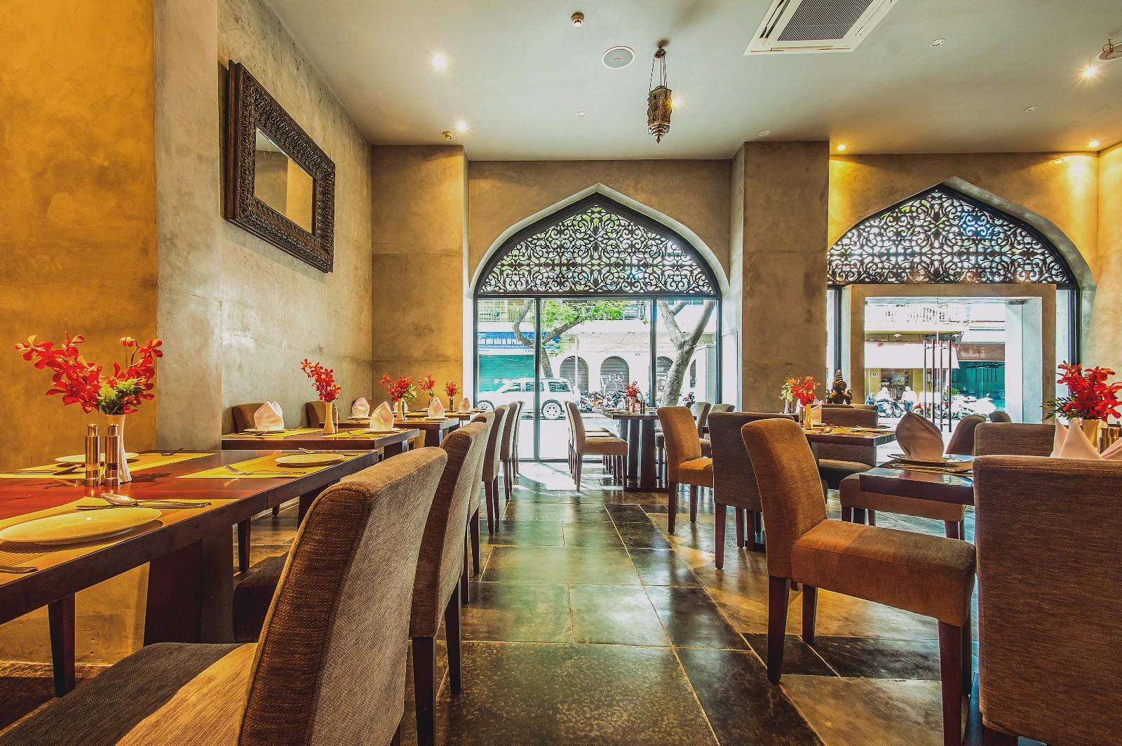 Tandoor Saigon - One of the best Indian restaurants in Ho Chi Minh City - Yallavietnam